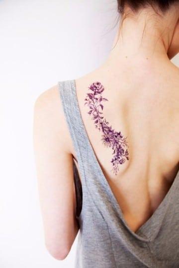 imagenes de tatuajes bonitos para mujeres finos