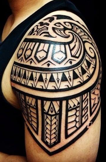 tattoos tribales en el brazo celtas