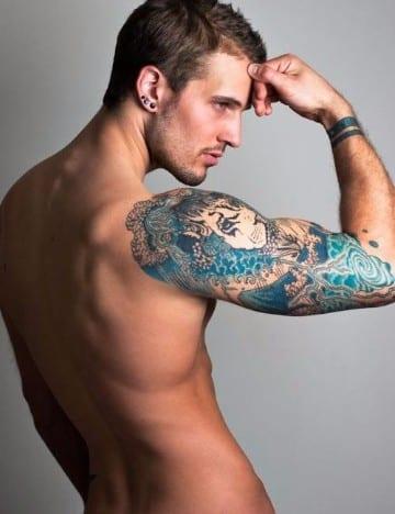 tatuajes cool para hombres 2017