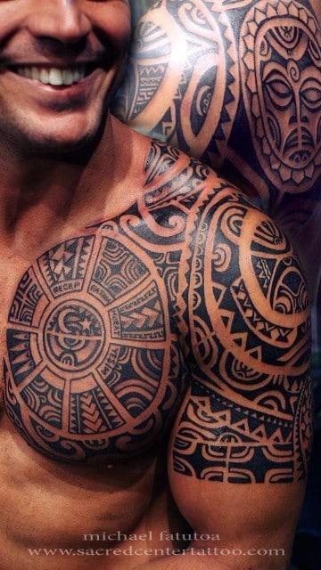 tatuajes guapos para hombres famosos
