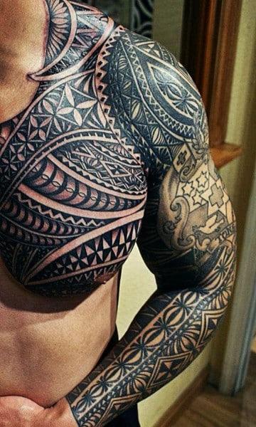 tatuajes mas populares para hombres en el brazo