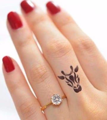 tatuajes pequeños de animales para mujeres