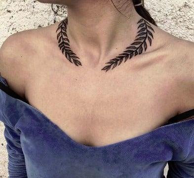 tatuajes poco comunes para mujeres sensibles