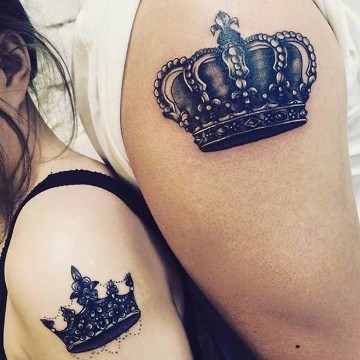 imagenes de tatuajes para novios originales