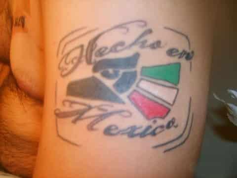 tatuajes de hecho en mexico fotos