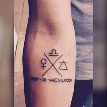 Tatuajes de signos zodiacales geminis cancer y leo for Minimalista significado