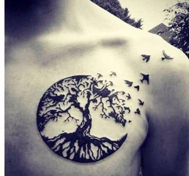 tatuajes elegantes para hombres y mujeres