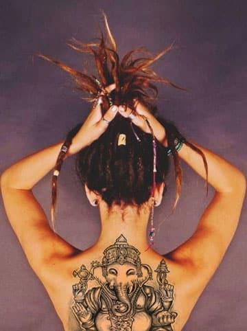 tatuajes hindues para mujer significado