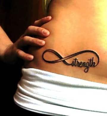 tatuajes que signifiquen fuerza femenina