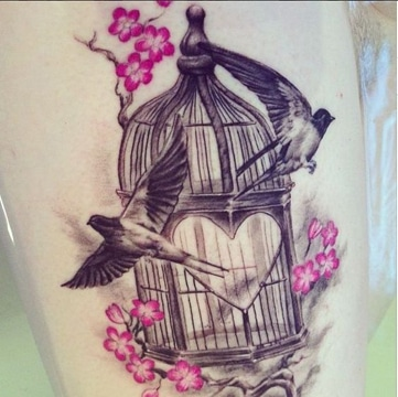 tatuajes que signifiquen libertad para mujeres