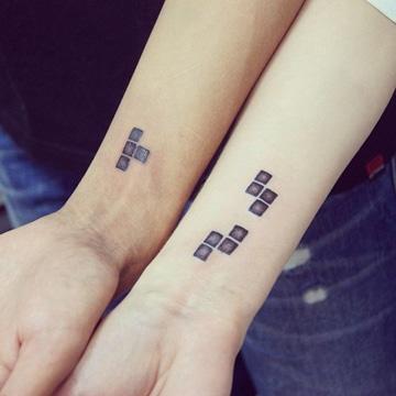 tatuajes simbolicos de amor para parejas