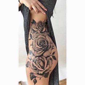 Tatuajes De Flores Para Hombres En El Brazo Elegant Tatuajes Para