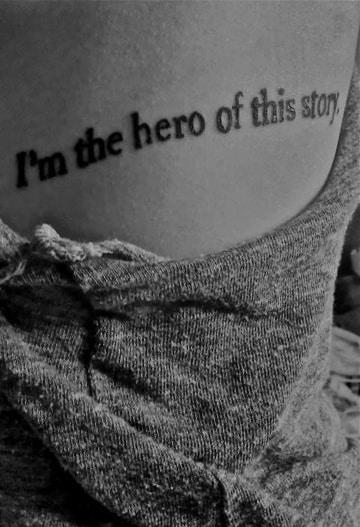 frases motivadoras para tatuajes en ingles