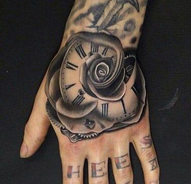 tatuajes en las manos para hombres imagenes