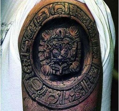 tatuajes mayas y su significado simbolos