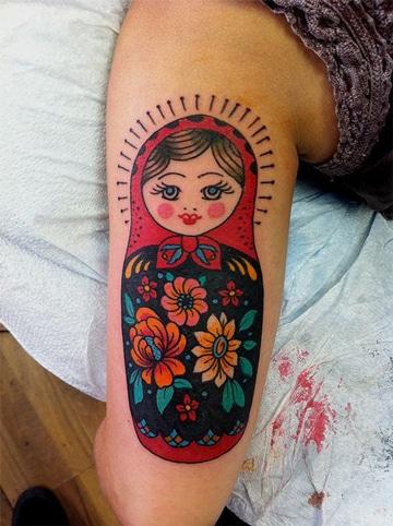 tatuajes detras del brazo de muñeca