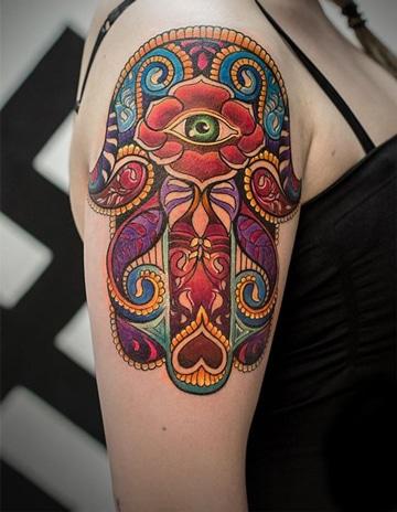 tatuajes hindues y sus significados para suerte
