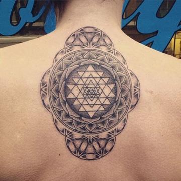 tatuajes hindues y sus significados unidad