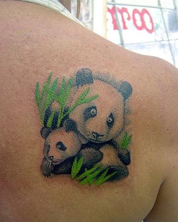 imagenes de pandas de amor familiar
