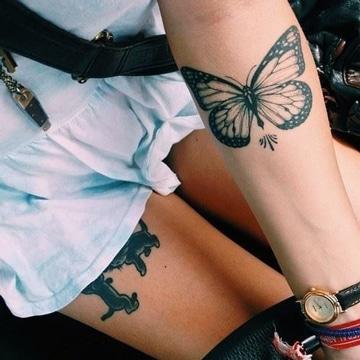 tatuajes chidos en el brazo para mujeres