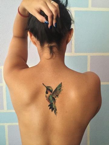 Asombrosos Dise 241 Os De Tatuajes De Colibries Para Mujer Catalogo De Tatuajes Para Hombres