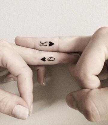 tatuajes para hacerte con tu pareja pequeños