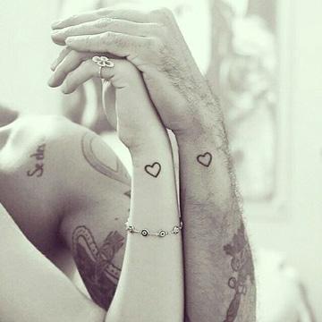 tatuajes que signifiquen amor de pareja