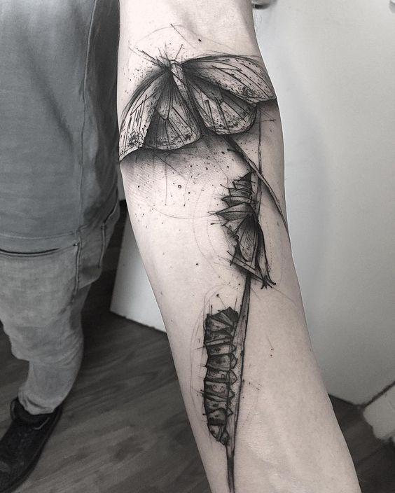 tatuajes que signifiquen cambio y transformacion