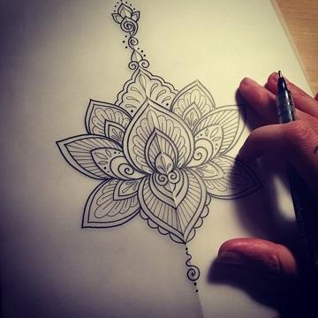 diseña tu propio tatuaje facil