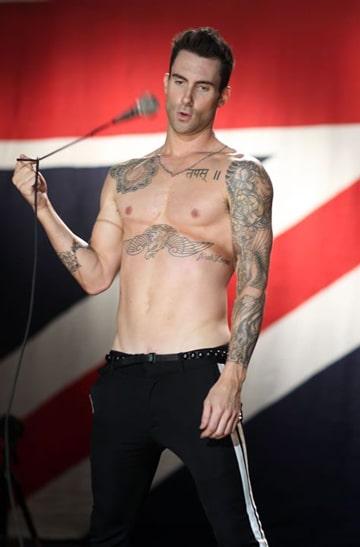 imagenes de hombres tatuados guapos
