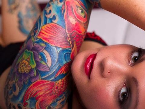 tatuajes chingones en el brazo para mujeres