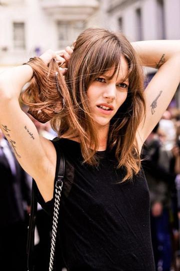 tatuajes en el biceps interior para mujer
