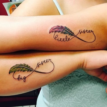 frases para tatuajes de hermanas bonitos