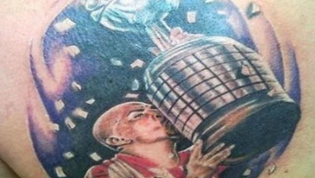 tatuajes copa libertadores grandes