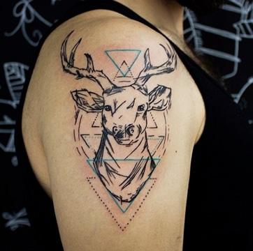 Obras Impresionantes De Tatuajes Hipster Para Hombre