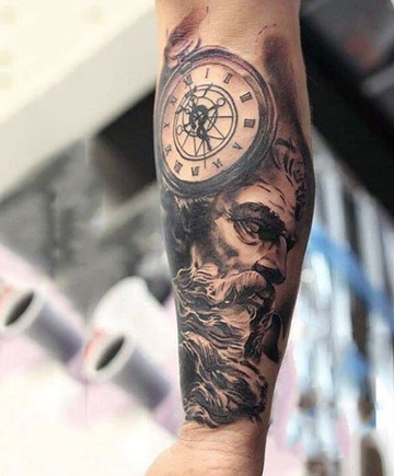 tatuajes romanos para hombres ideas