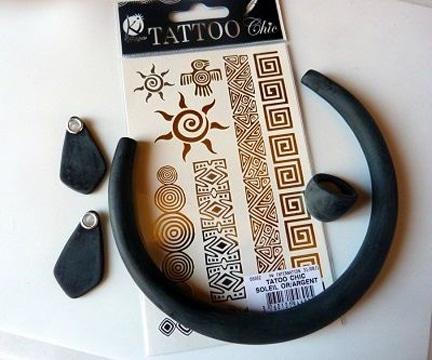 como se hacen los tatuajes temporales en casa