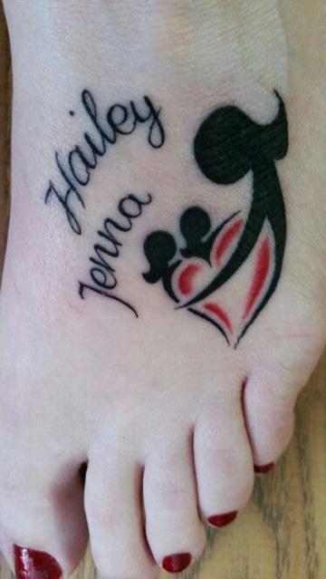 Diseños Y Frases De Madre E Hija Para Tatuar