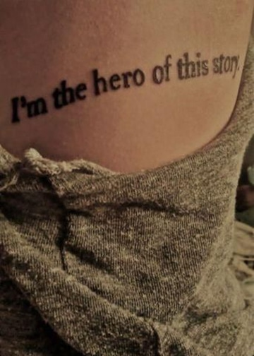 tatuajes con frases de la vida bonitas