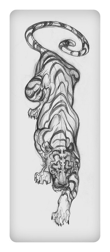 bocetos de tatuajes para hombres grandes