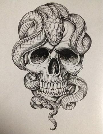 bocetos de tatuajes para hombres ideas