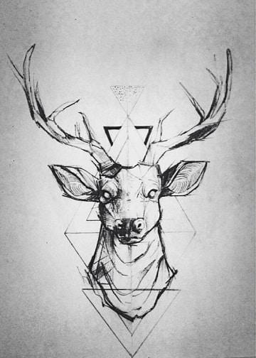 bocetos de tatuajes para hombres originales