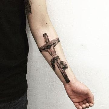 La Importancia De La Fe En Imagenes De Tatuajes De Cristo
