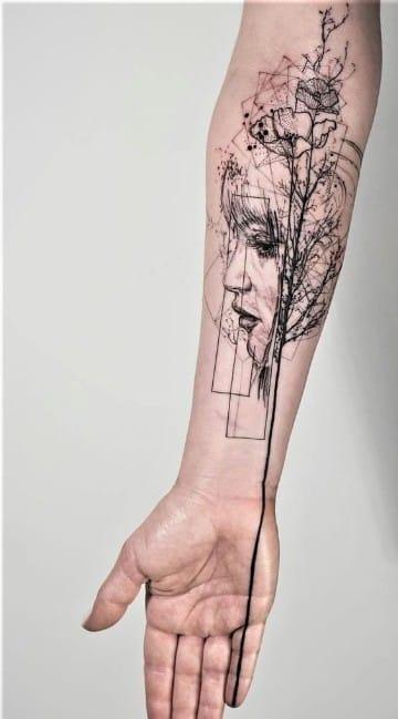 modelos de tatuajes en el brazo originales