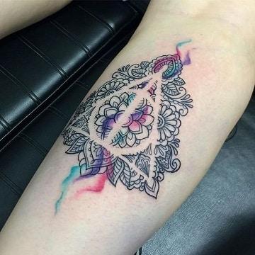 tatuajes para hippies hombres