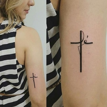 tatuajes religiosos pequeños diseños