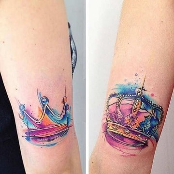 simbolos de amor para tatuajes en el brazo