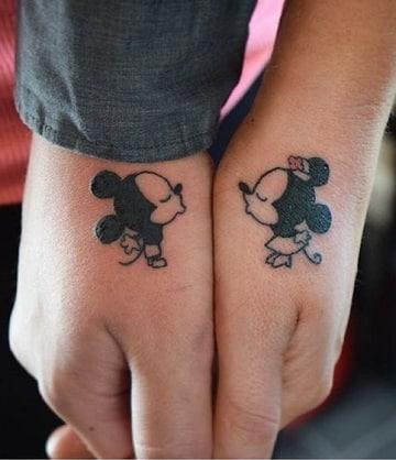 simbolos de amor para tatuajes sencillos