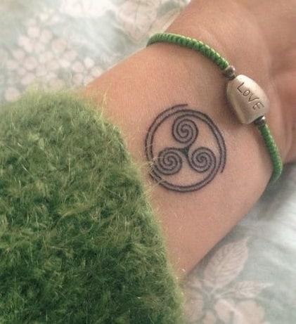 tatuajes con significado de fuerza para mujeres