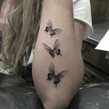 tatuajes de libertad para mujeres en el brazo